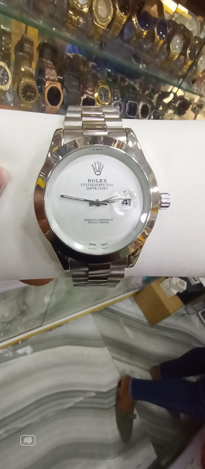Rolex Chain Watch