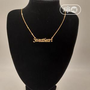Beautiful Name Chain for Women | Jewelry for sale in Enugu State, Enugu