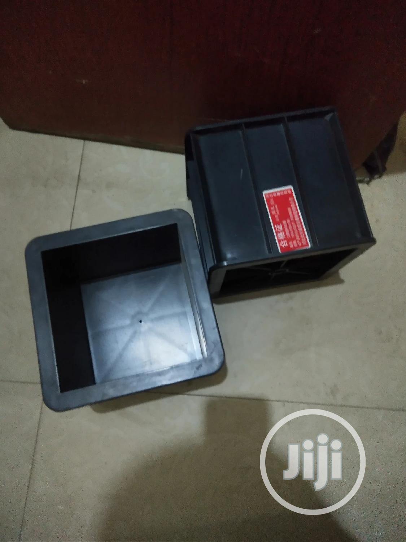 Plastic Cube Mould 150×150mm