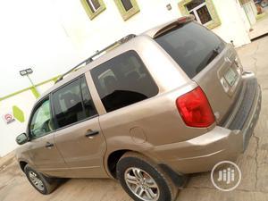 Honda Pilot 2005 Gold | Cars for sale in Lagos State, Ifako-Ijaiye