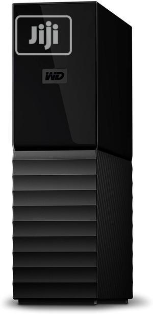 WD 6TB My Book Desktop External Hard Drive, USB 3.0 -Black. | Computer Hardware for sale in Lagos State, Ikeja