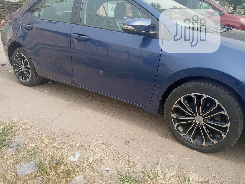 Toyota Corolla 2014 Blue | Cars for sale in Amuwo-Odofin, Lagos State, Nigeria