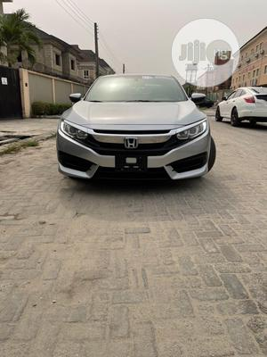 Honda Civic 2016 Silver   Cars for sale in Lagos State, Lekki