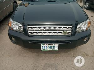 Toyota Highlander 2007 Hybrid Limited 4x4 Black   Cars for sale in Lagos State, Amuwo-Odofin