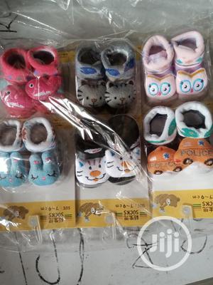 Baby Socks Booties | Children's Shoes for sale in Lagos State, Ifako-Ijaiye