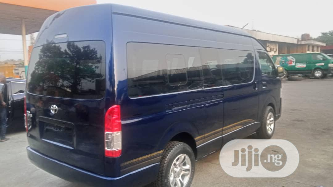 Toyota Hiace Bus Locally Used | Buses & Microbuses for sale in Surulere, Lagos State, Nigeria