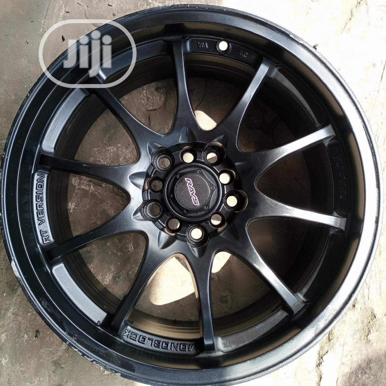 17inch Smart Black Wheelz