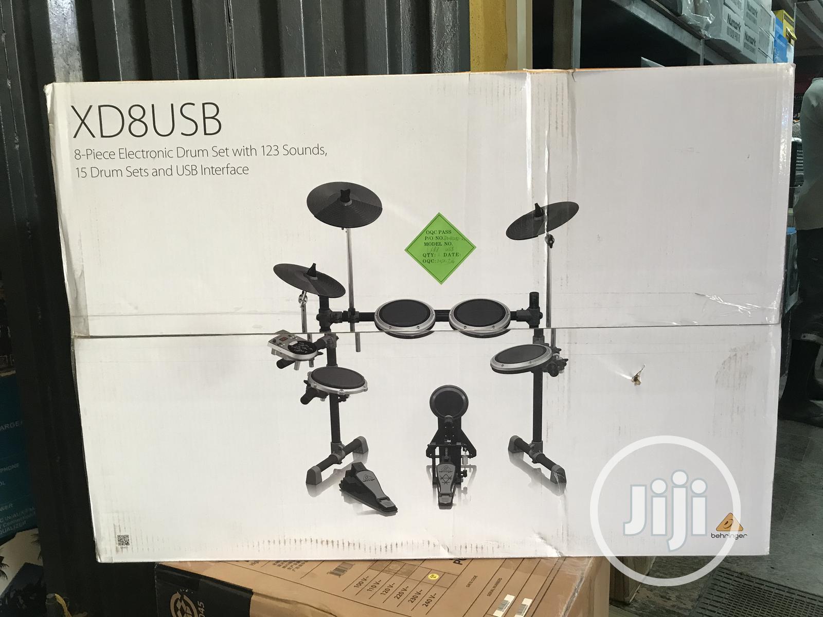 XD8 USD Electrnic Drum