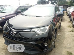 Toyota RAV4 2016 Black | Cars for sale in Lagos State, Amuwo-Odofin