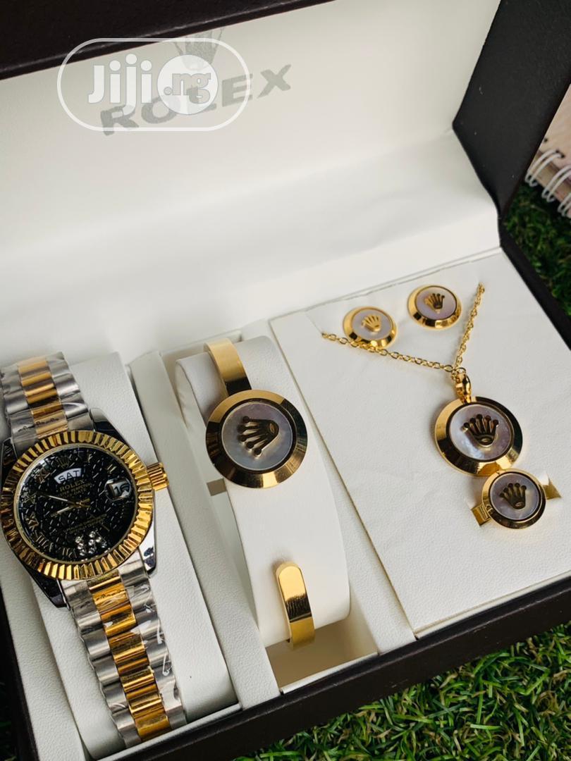 Rolex Watch and Fashion Accessories