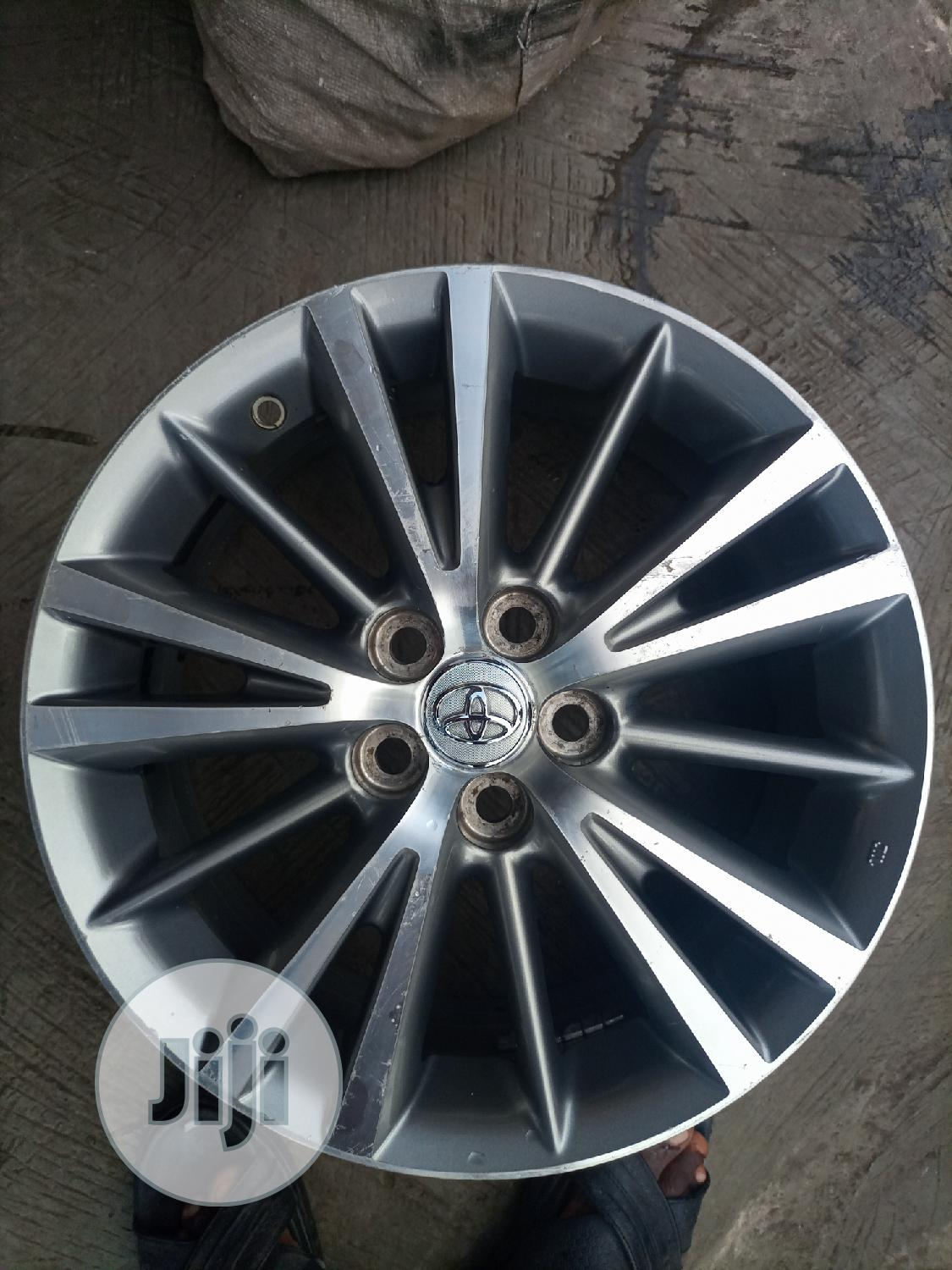 16inch Toyota Corolla Rim   Vehicle Parts & Accessories for sale in Maryland, Lagos State, Nigeria