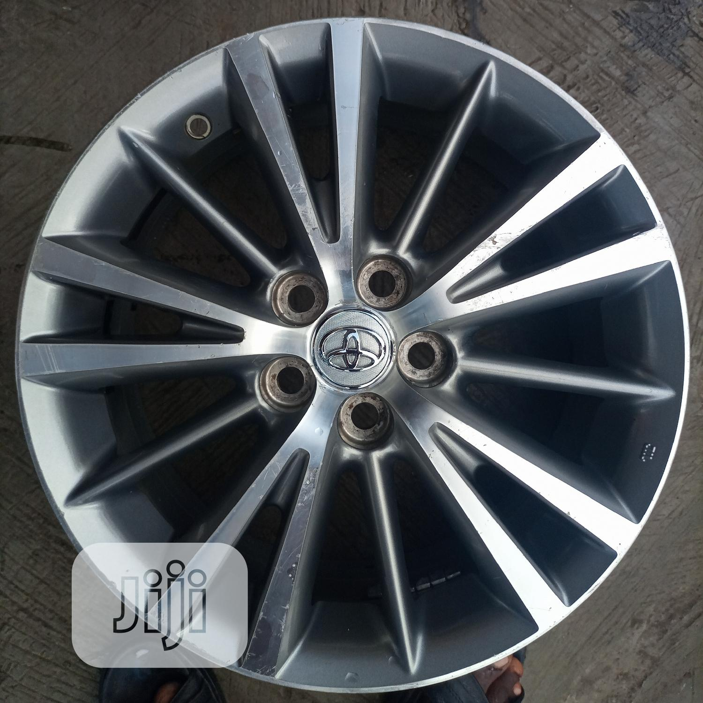 16inch Toyota Corolla Rim
