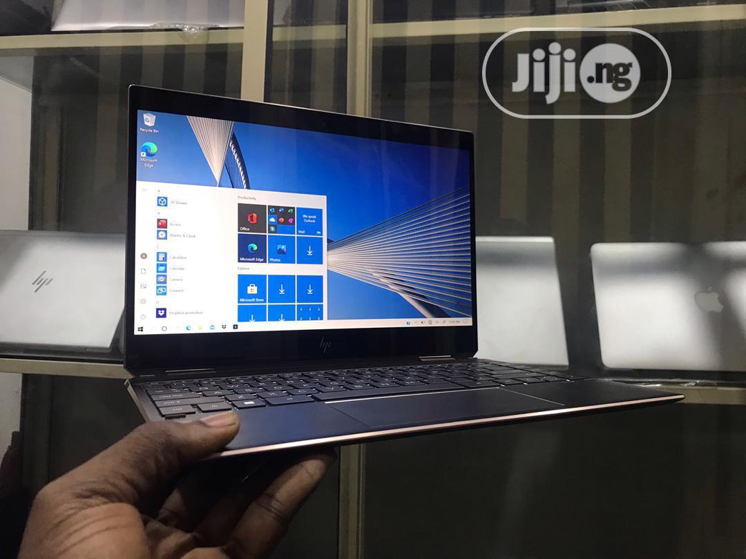 Laptop HP Spectre X360 13 8GB Intel Core I7 SSD 256GB