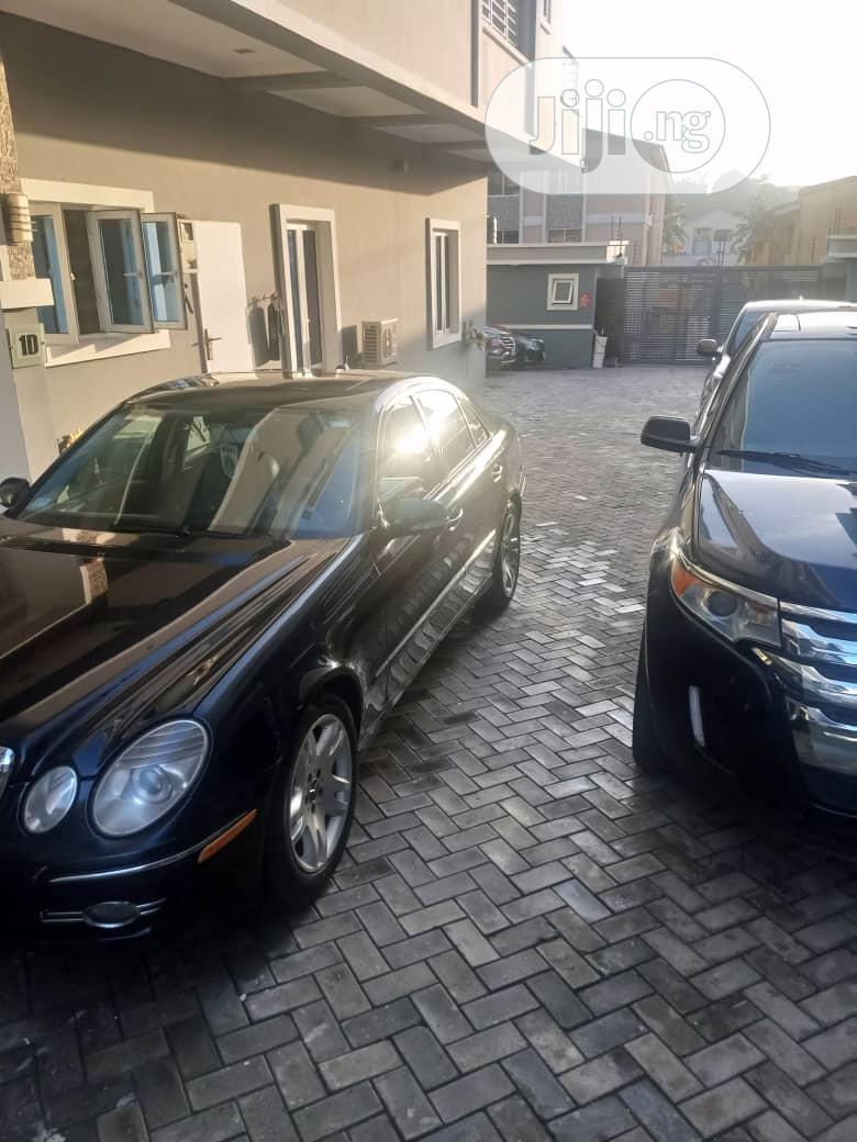 Mercedes-Benz E350 2007 Black   Cars for sale in Ikeja, Lagos State, Nigeria