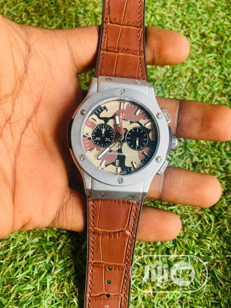 Hublot Mechanical Operated Watch | Watches for sale in Eko Atlantic, Lagos State, Nigeria