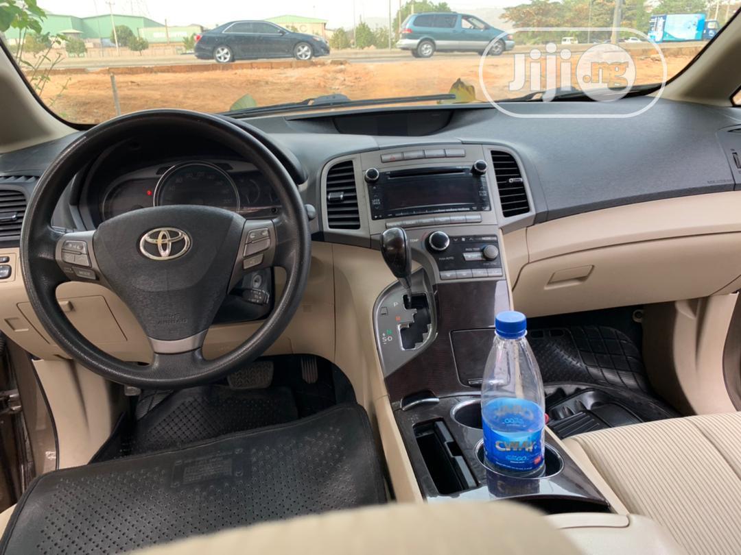 Toyota Venza 2010 Brown | Cars for sale in Gwarinpa, Abuja (FCT) State, Nigeria