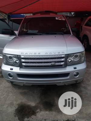 Land Rover Range Rover Sport 2008 4.2 V8 SC Silver | Cars for sale in Lagos State, Lekki