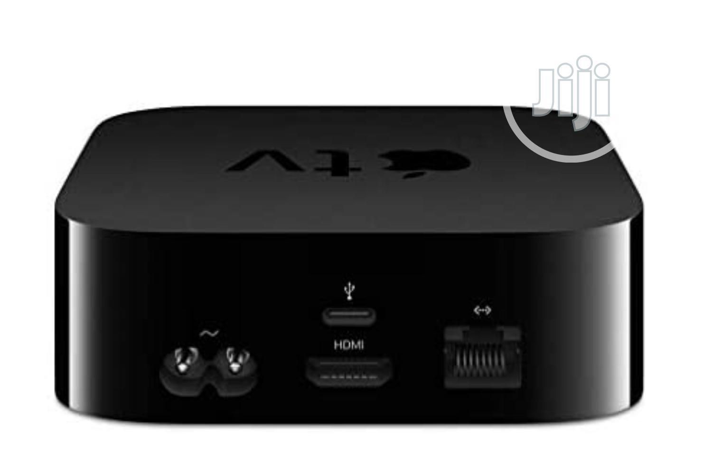 Apple TV (32GB, 4th Generation) | TV & DVD Equipment for sale in Ikeja, Lagos State, Nigeria
