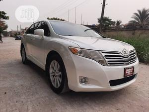 Toyota Venza 2010 AWD White | Cars for sale in Lagos State, Gbagada