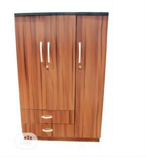 Standard Wooden Wardrobe | Furniture for sale in Lagos State, Amuwo-Odofin