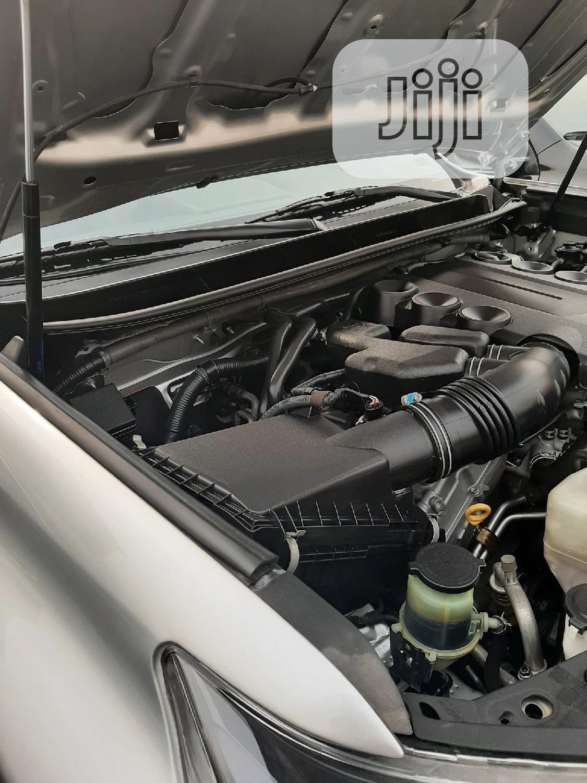 Archive: Toyota Land Cruiser Prado 2015 GXL Silver