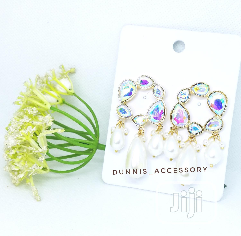 Pearl Multicolor Earrings