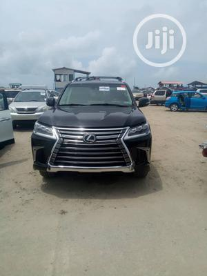 New Lexus LX 2016 570 Base Black | Cars for sale in Abuja (FCT) State, Central Business Dis