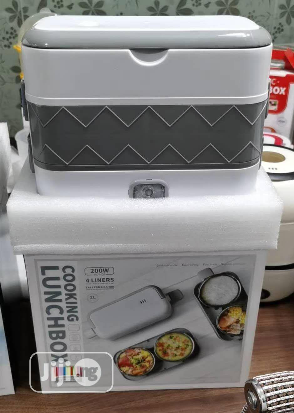 200W Cooking Lunch Box