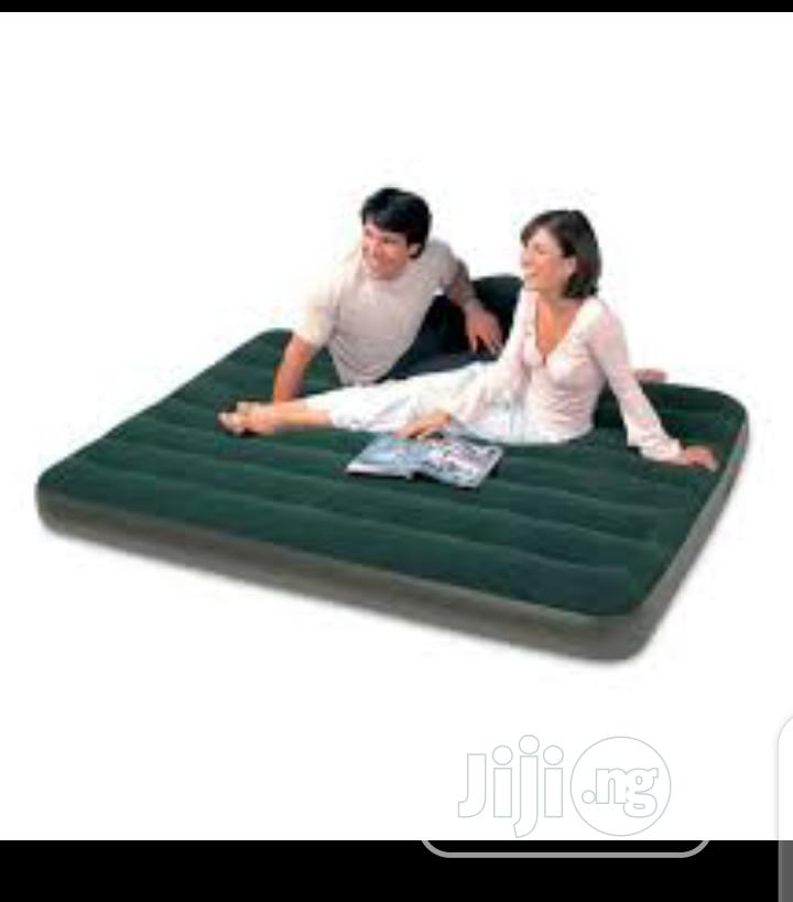 Archive: Intex Double Inflatable Classic Downy Air Mattress