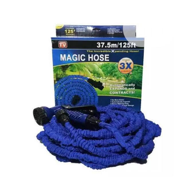 Magic Hose Retractable Garden Watering Hose Pipe (75ft)   Garden for sale in Ifako-Ijaiye, Lagos State, Nigeria