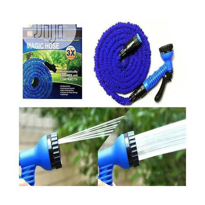 Magic Hose Retractable Garden Watering Hose Pipe (75ft)