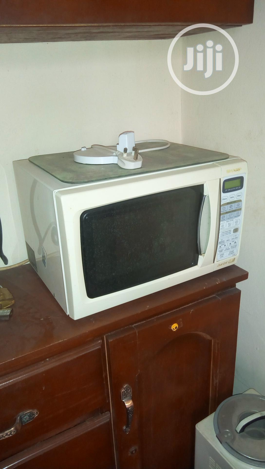 Archive: Sharp Microwave