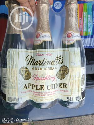Martinellis Sparkling Apple Cider Wine   Meals & Drinks for sale in Lagos State, Alimosho