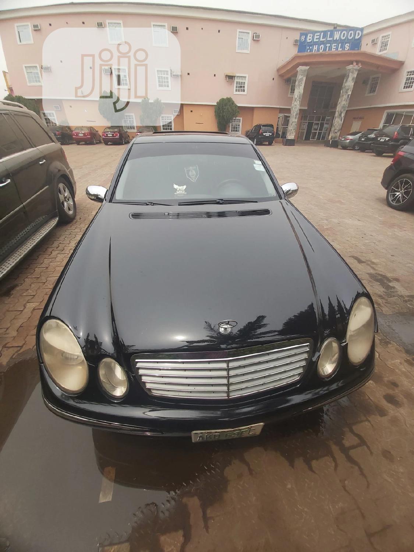 Mercedes-Benz E350 2007 Black | Cars for sale in Oshimili South, Delta State, Nigeria