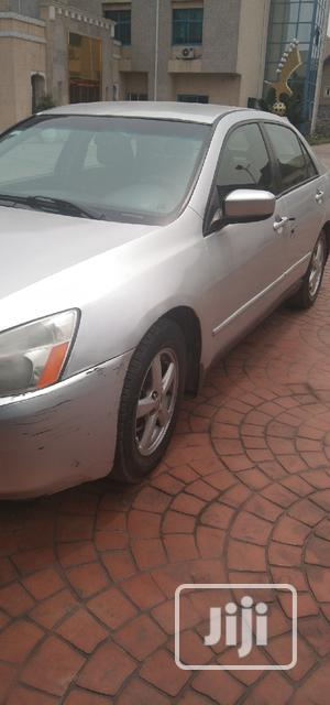 Honda Accord 2005 2.4 Type S Automatic Silver | Cars for sale in Rivers State, Port-Harcourt