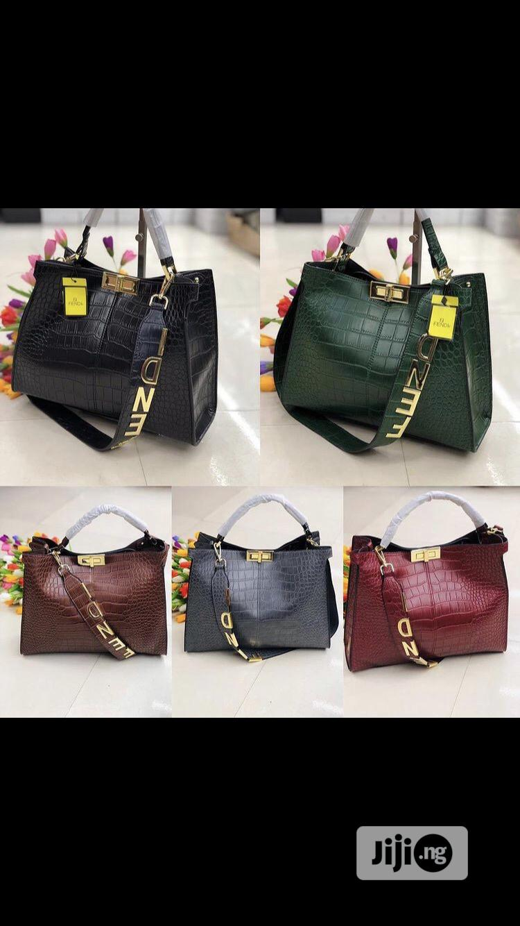 Fendi Fabulous Ladies Handbags | Bags for sale in Lagos Island (Eko), Lagos State, Nigeria