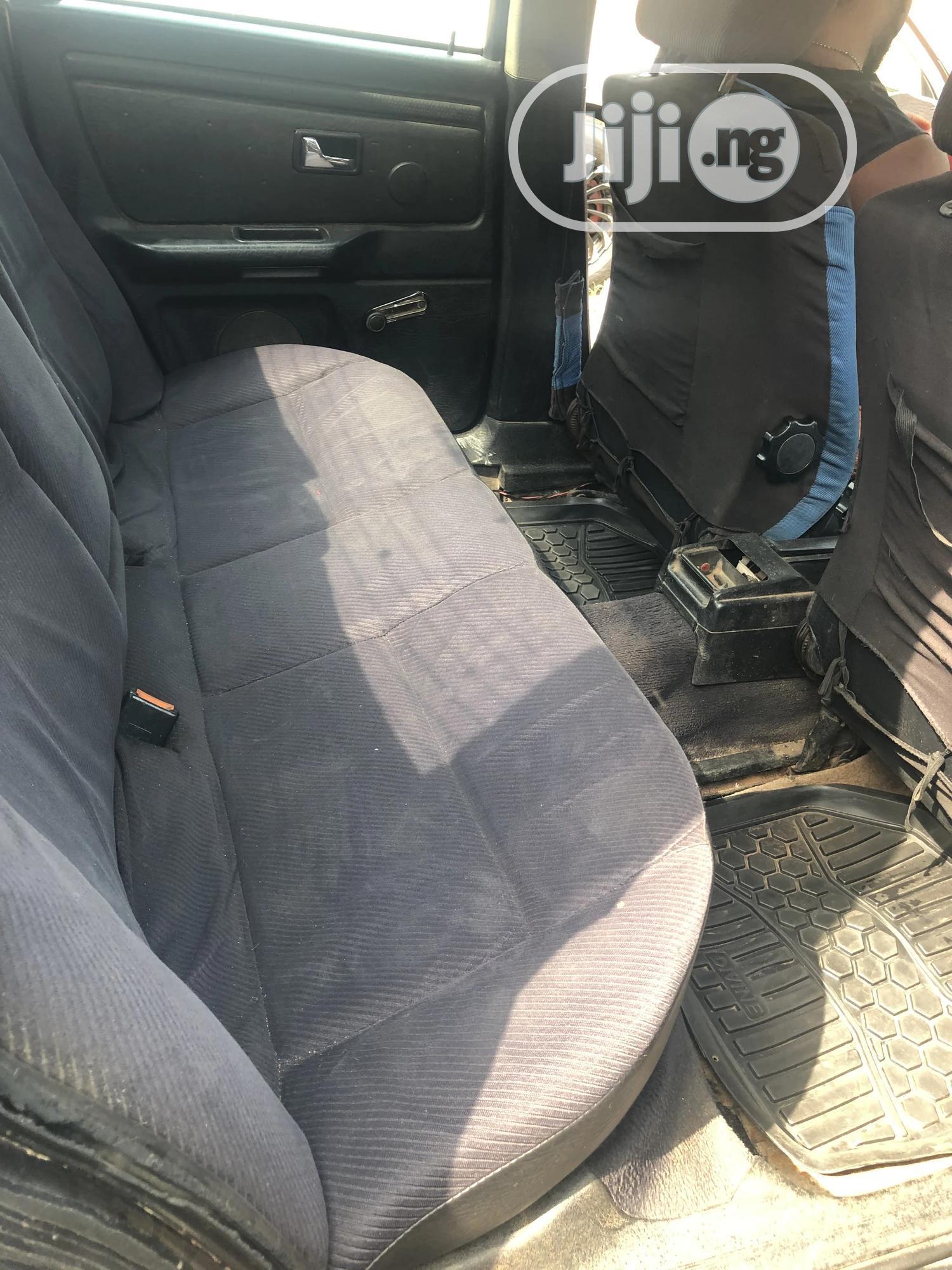 Archive: Audi 80 1996 Black