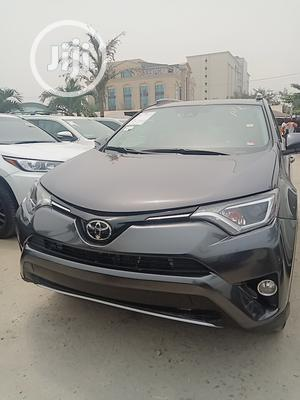 Toyota RAV4 2017 XLE AWD (2.5L 4cyl 6A) Gray | Cars for sale in Lagos State, Ajah