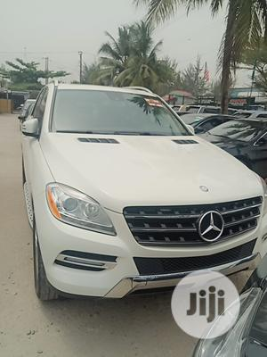Mercedes-Benz M Class 2012 ML 350 4Matic White | Cars for sale in Lagos State, Ajah
