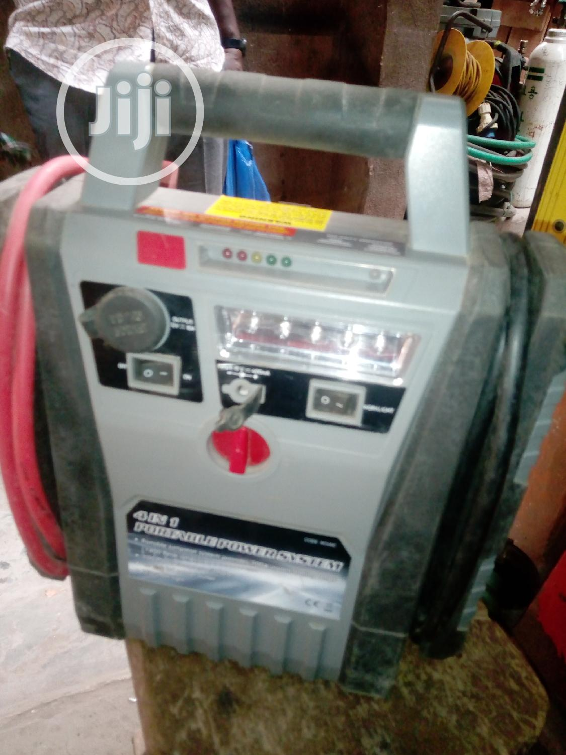 Car Jump Starter ( Multipurpose Use Also For Pumping Tire)