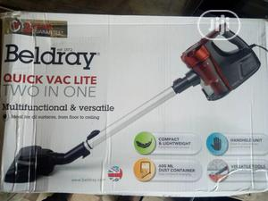 Beldray Quick Lite 2-1 Vacuum Cleaner 600ML Dust Container | Home Appliances for sale in Lagos State, Ojo