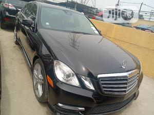 Mercedes-Benz E350 2013 Black | Cars for sale in Lagos State, Ajah