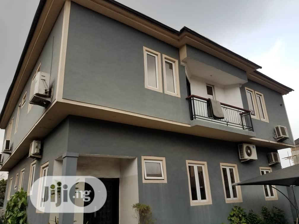 New 5 Bedroom Duplex With Bq at Magodo Phase 2 for Sale