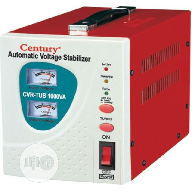 Century Automatic Voltage Stabilizer CVR-TUB 1000VA