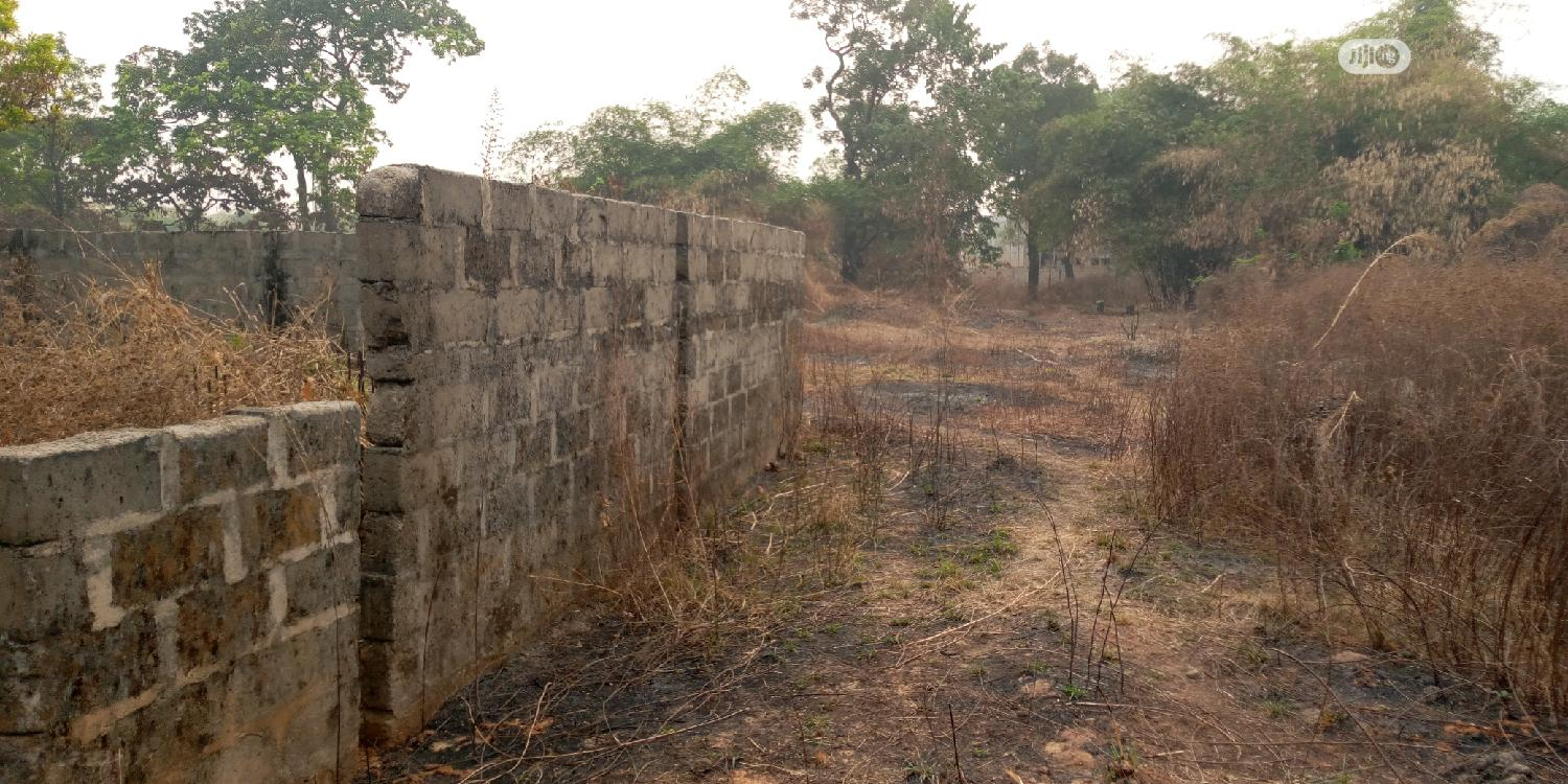 A Good Land of Two (2) Plots for Hostel Accomodation in Awka