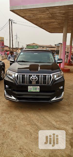 Toyota Land Cruiser Prado 2018 GXR Black | Cars for sale in Lagos State, Abule Egba