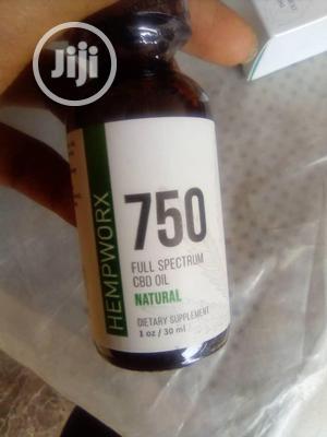 Hempworx CBD Oil Full Spectrum | Vitamins & Supplements for sale in Imo State, Owerri