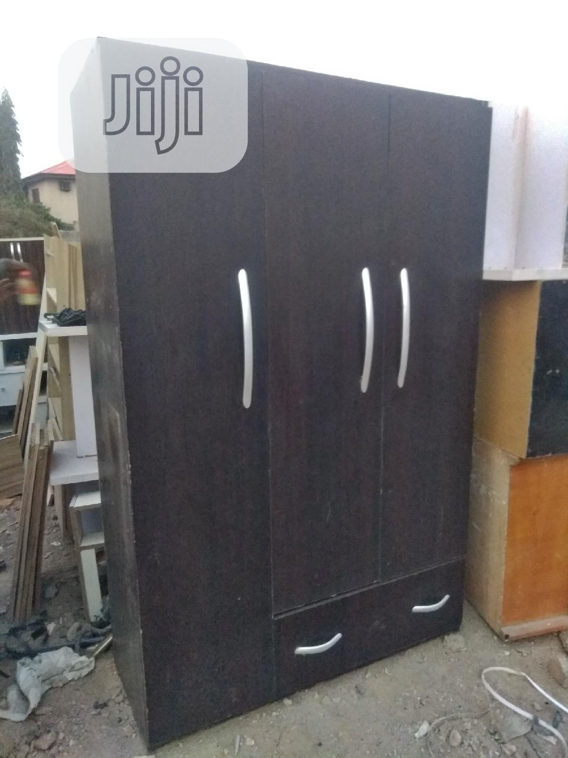 Big Wardrobe | Furniture for sale in Gwarinpa, Abuja (FCT) State, Nigeria