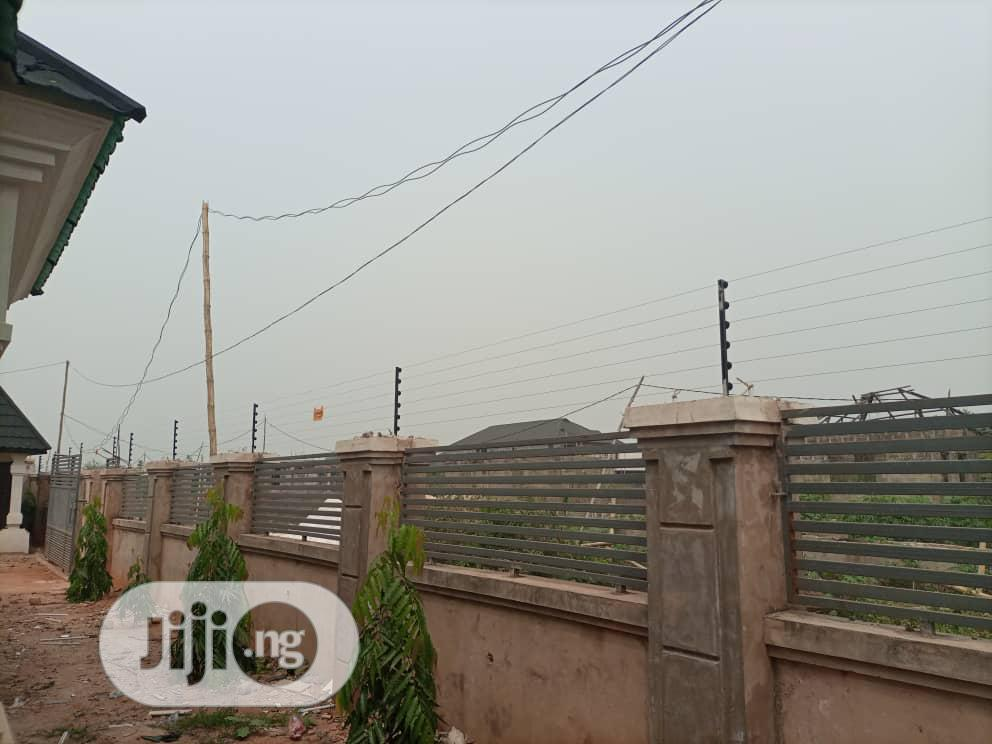Perimeter Electric Security Fence
