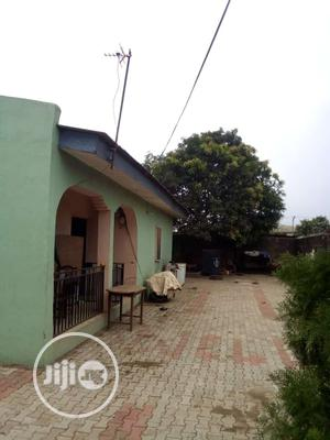 3bedroom Bungalow With 2room Bq on a Full Plot Off Iju Road | Houses & Apartments For Sale for sale in Agege, Fagba